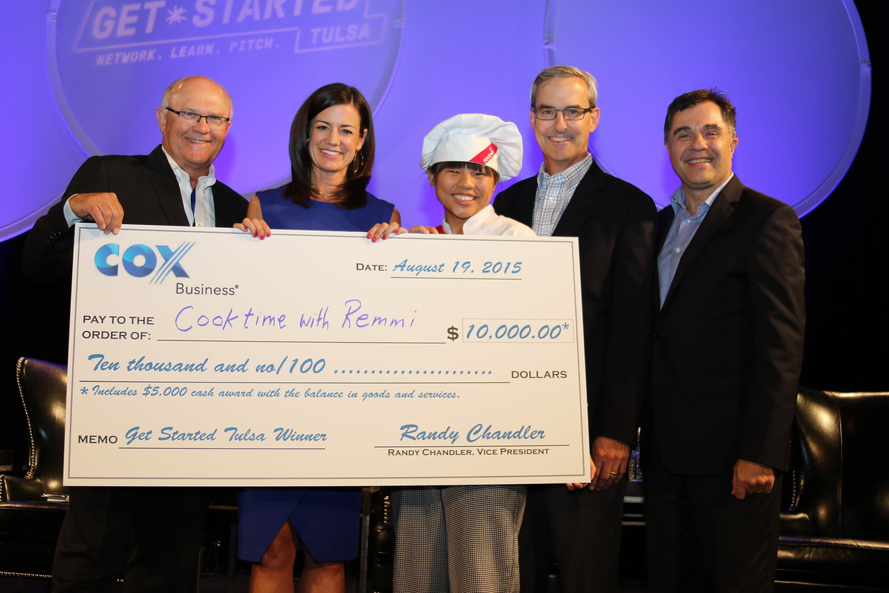 Cox Business Get Started Winners Headed To SXSW