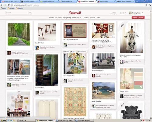 Driving YouTube views with Pinterest