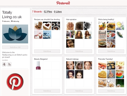 How to drive traffic using Pinterest
