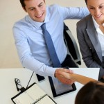 In-person interaction is important for building business relationships
