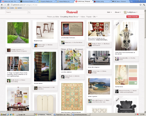 Leveraging Pinterest to drive traffic