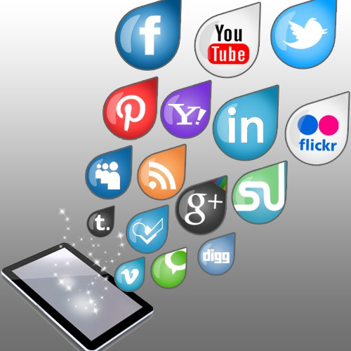 Three tips to build your brand and market your services through social media