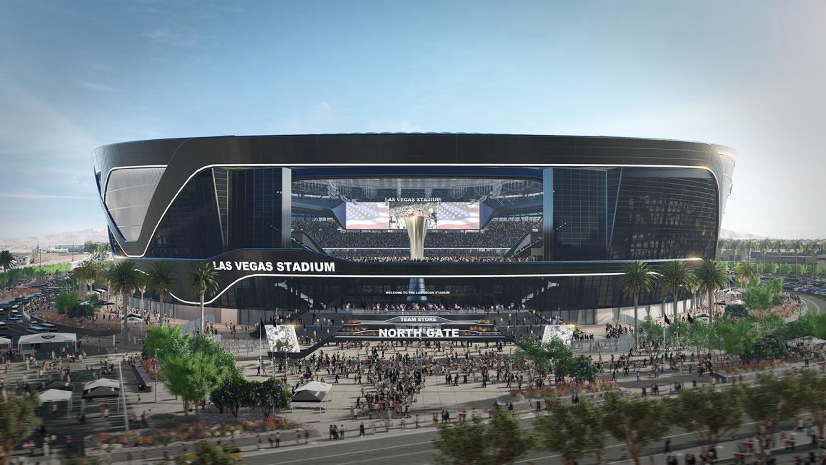 Las Vegas Stadium - The Raiders