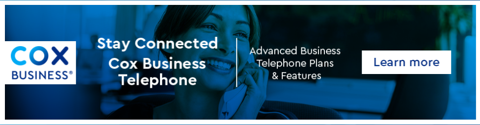 VoIP Business Telephone Banner