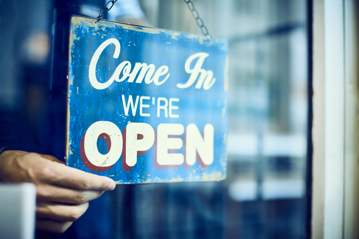 A Step by Step Guide to Reopen Your Small Business